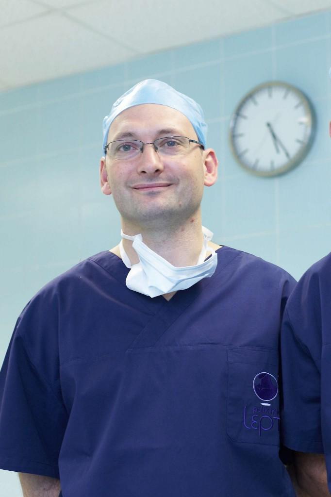 Vinko Borčić, dr.med.